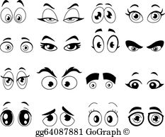 Cartoon Eyes Clipart (93+ images in Collection) Page 3.