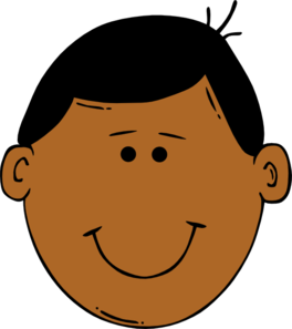 Cartoon Face Clip Art at Clker.com.
