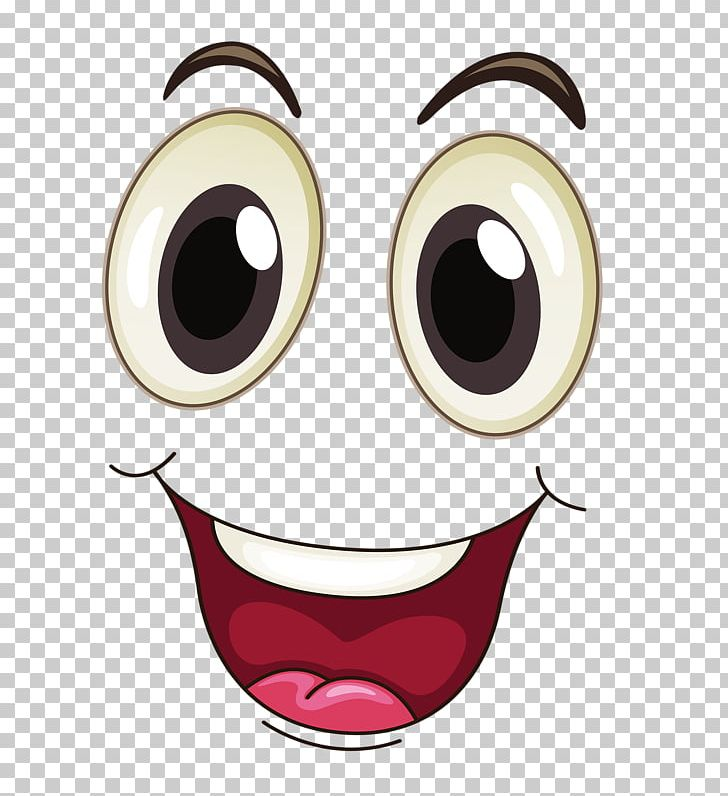 Eye Mouth Cartoon Face PNG, Clipart, Drawing, Emoticon, Expression.