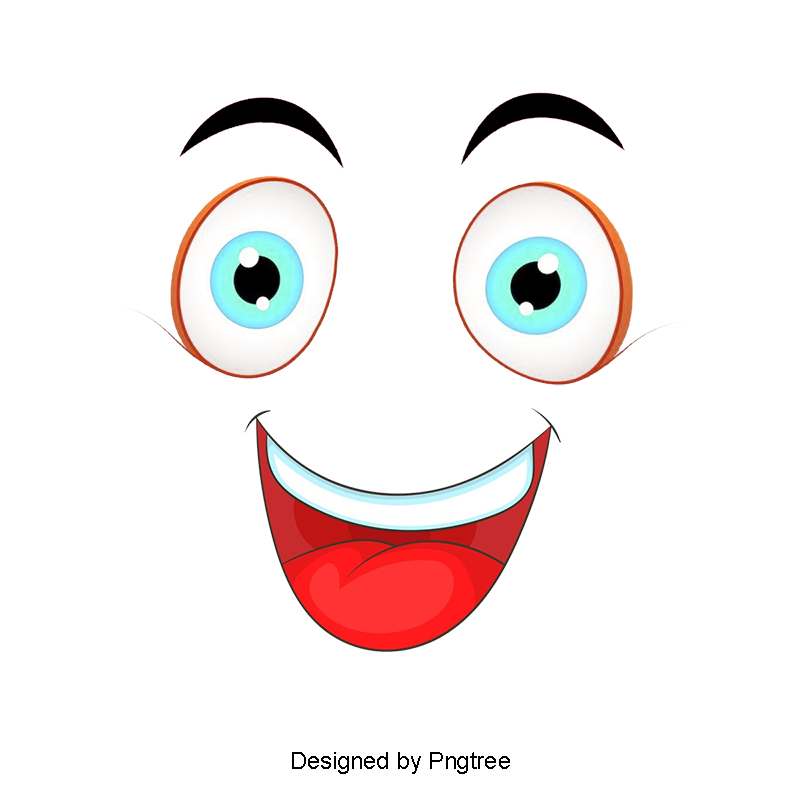 Happy Face PNG Images.