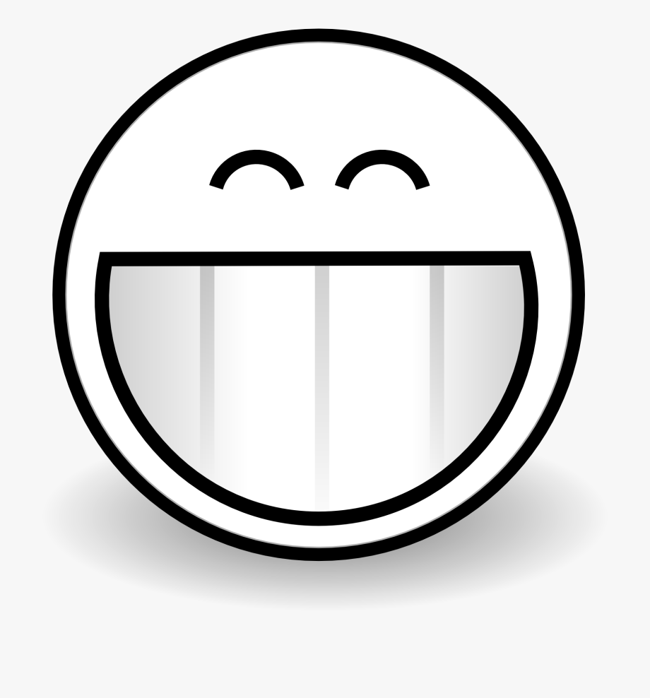 Smiley Face Black And White Clipart Free Happy Faces.