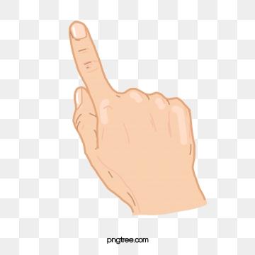Index Finger PNG Images.