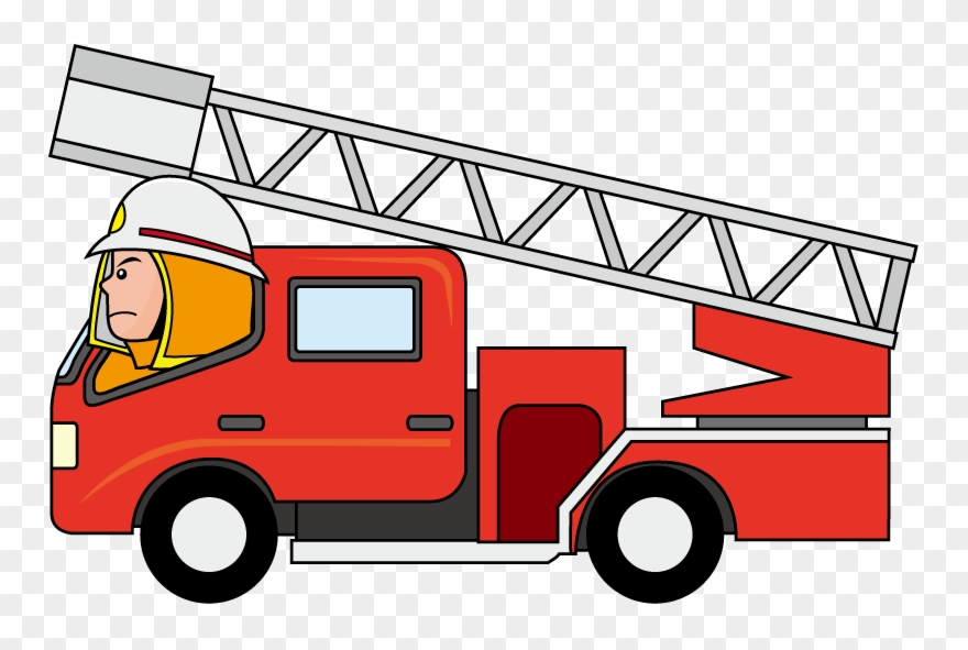 Clip Art Firetruck Cartoon Clipartix.