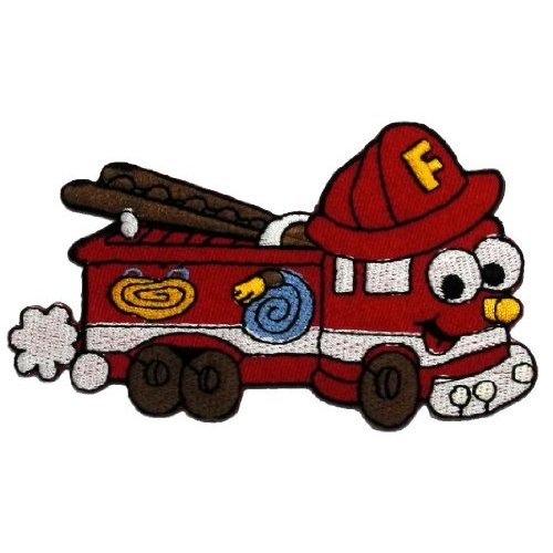 Cartoon Fire Truck Pictures.