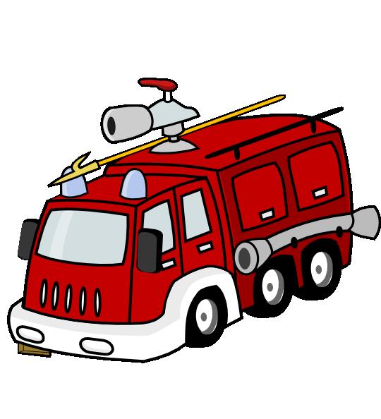 Fire Truck Clip Art.