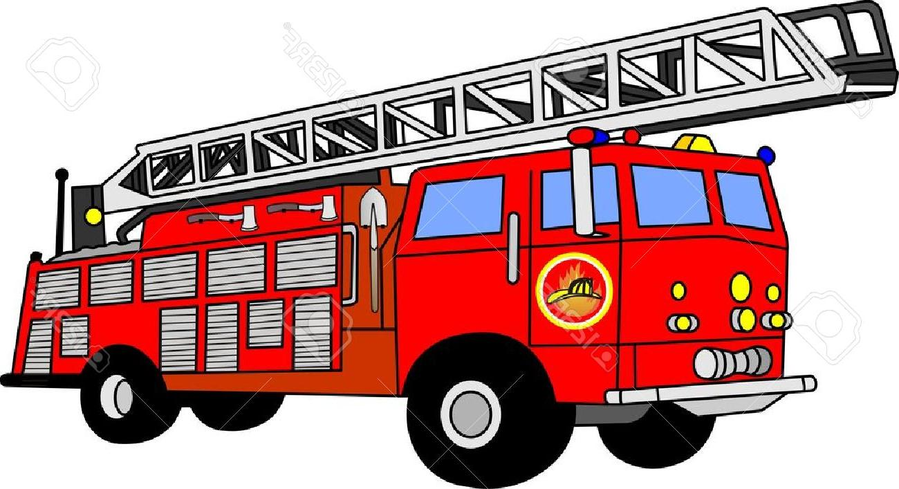 Best Fire Truck Clipart Images Photos.