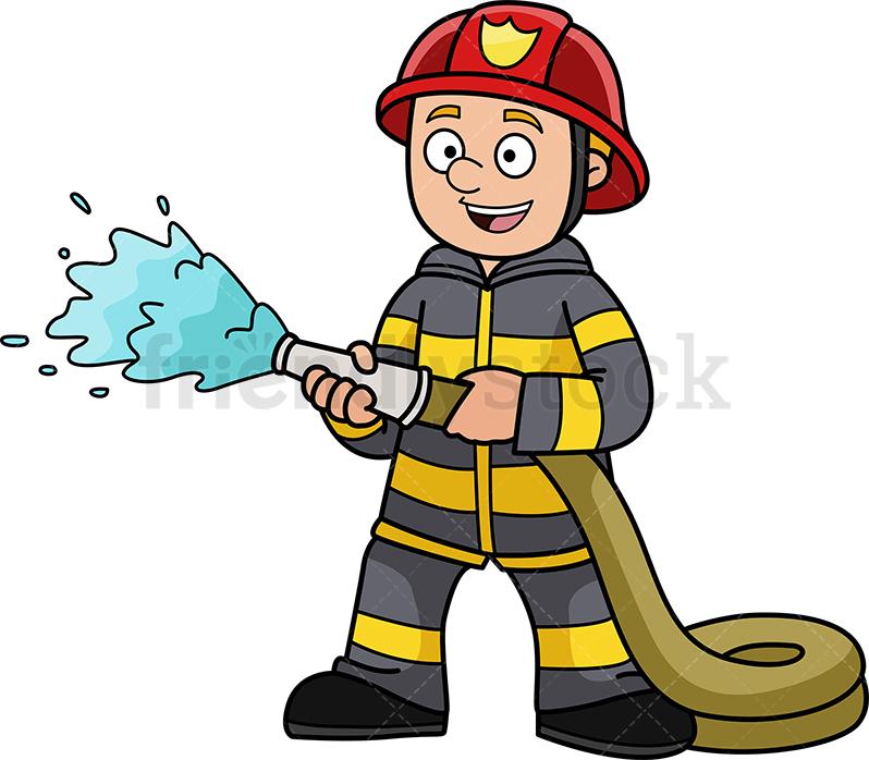 Firefighter Kid.
