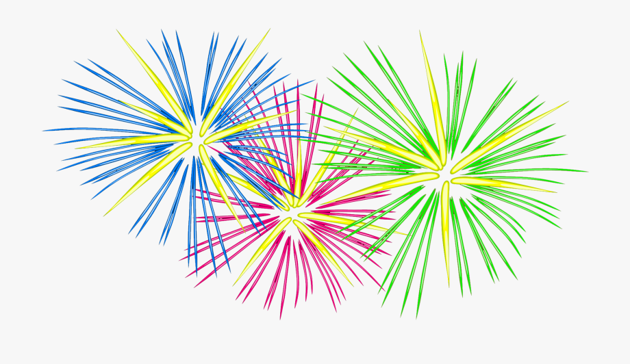 Fireworks Clip Art, Fireworks Animations Clipart.