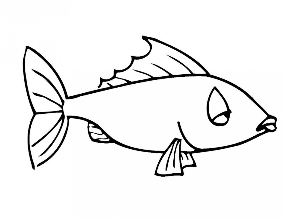 Free Fish Images Black And White, Download Free Clip Art, Free Clip.