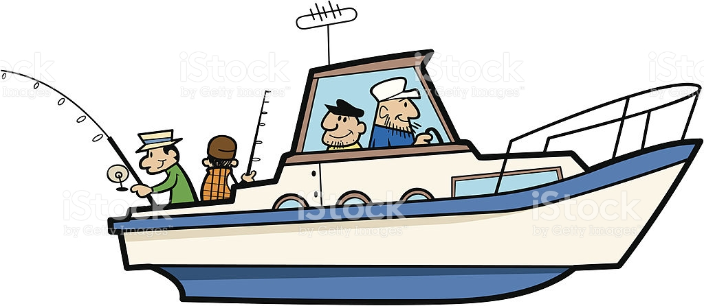 Showing post & media for Cartoon fishing boat.