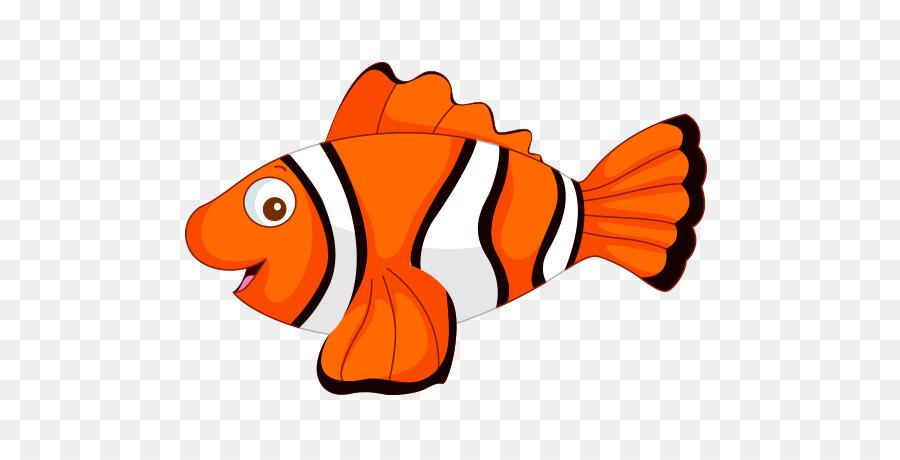 Fish Cartoon.