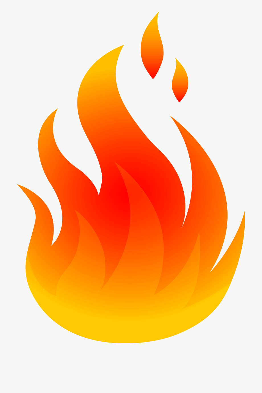 Fire Flames Clipart Free Clipart Image.