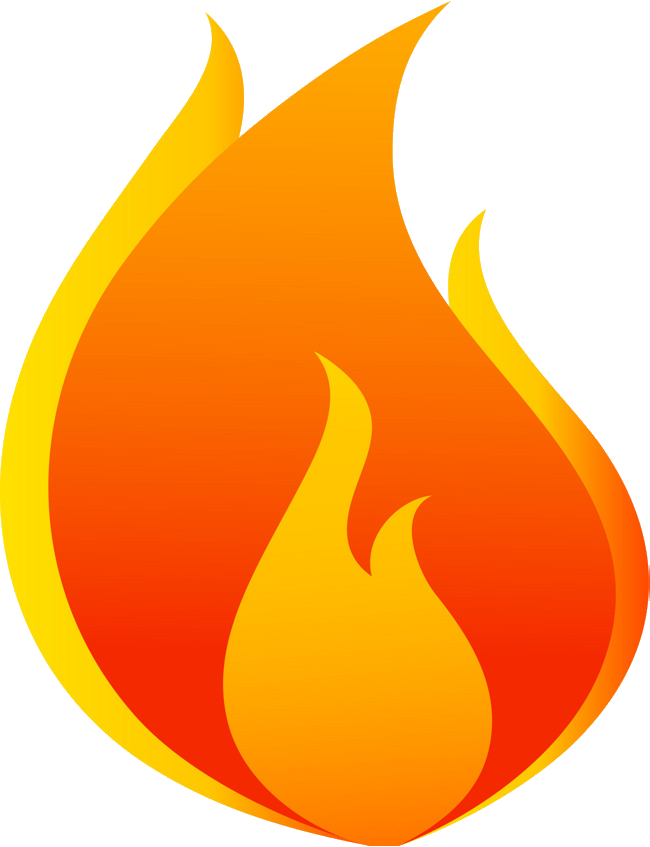 Fire Cartoon Flame Chart Clipart Flames Shape And In Png.