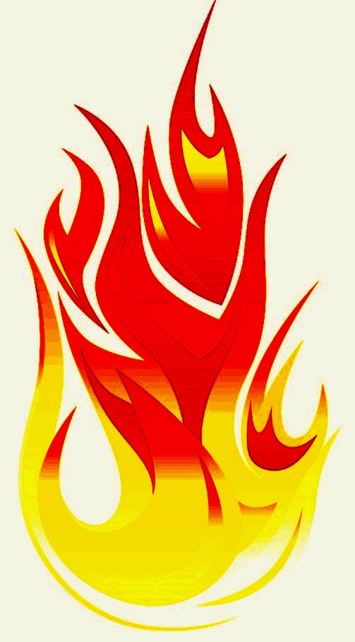 Free Cartoon Flame, Download Free Clip Art, Free Clip Art on Clipart.