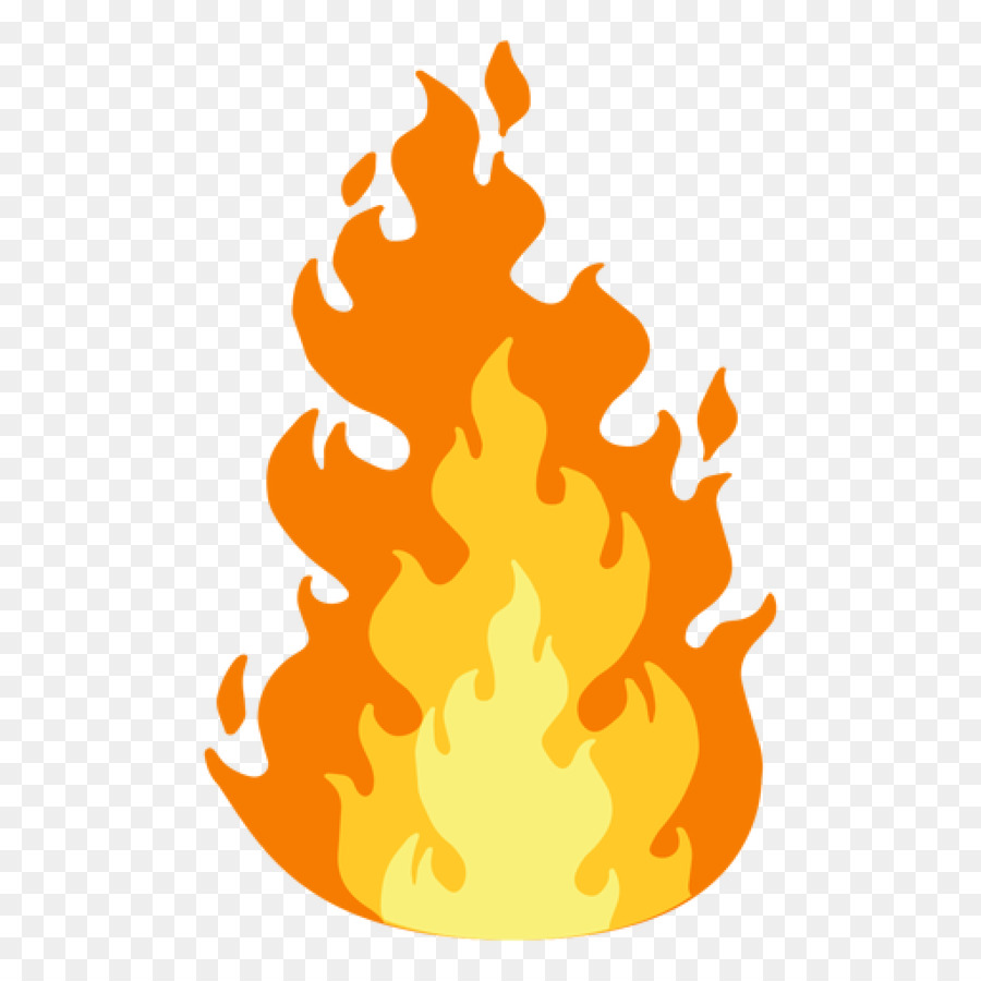 Cartoon Fire clipart.