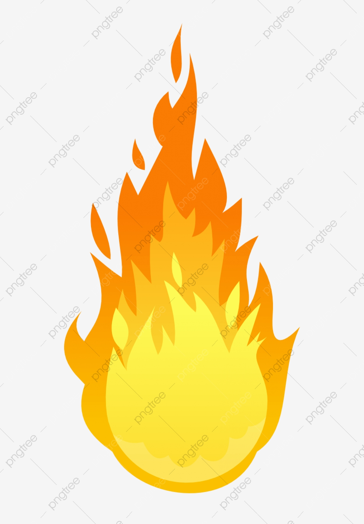 Cartoon Flame, Cartoon Clipart, Flame Clipart, Flame PNG Transparent.