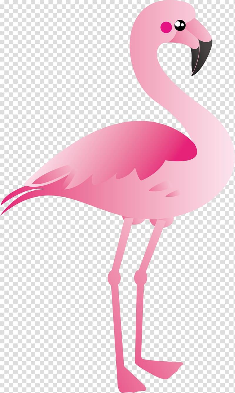 Pink flamingo illustration, Plastic flamingo , Cartoon.