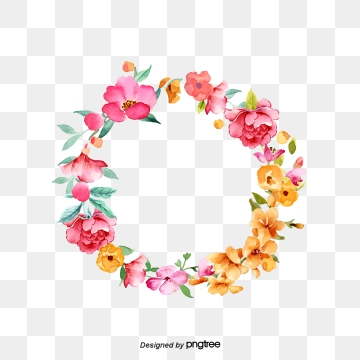 Cartoon Flower PNG Images.