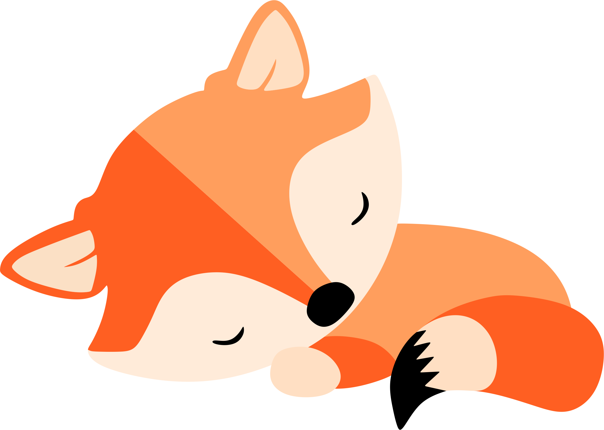Fox PNG Images.