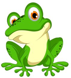 Cartoon frog clipart 4 » Clipart Station.