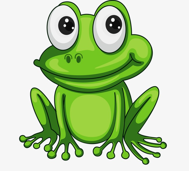 Frog Cartoon Picture.