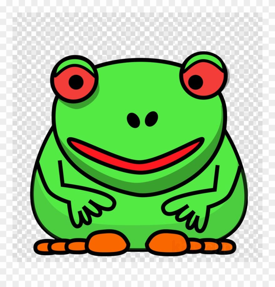 Sad Cartoon Frog Clipart Toad Frog Clip Art.