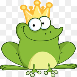 Frog Clipart PNG.