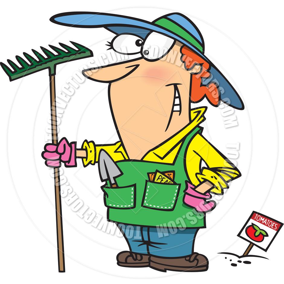 Gardener Clipart Free.