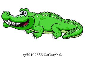 Gator Clip Art.