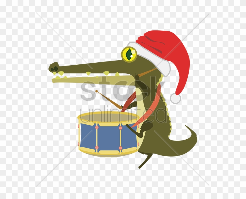 Alligator Playing Drums Clipart Alligators Crocodile.