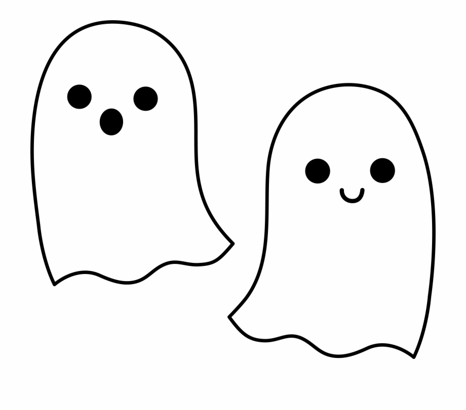 Ghost Cartoon Png.
