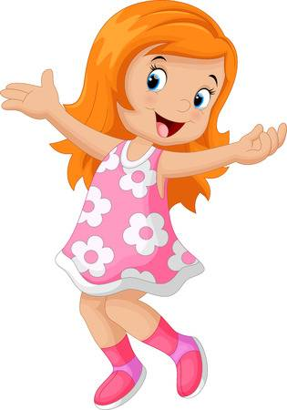 489,936 Cartoon Girl Cliparts, Stock Vector And Royalty Free Cartoon.
