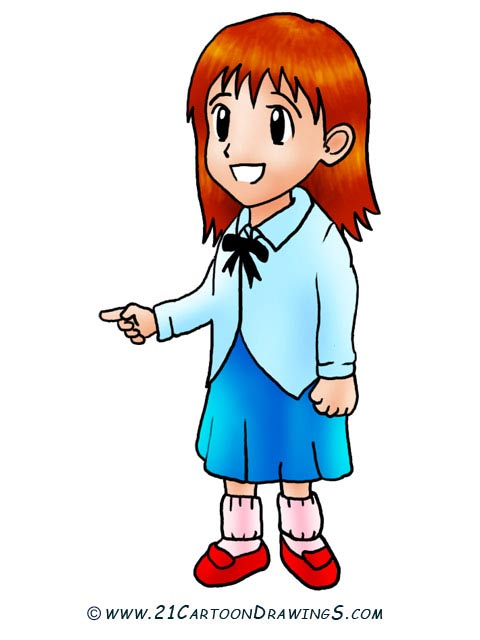 Free Cartoon Girl Cliparts, Download Free Clip Art, Free Clip Art on.