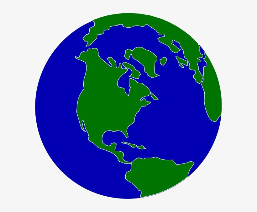 Flat Cartoon Globe Png Clip Art Transparent PNG.