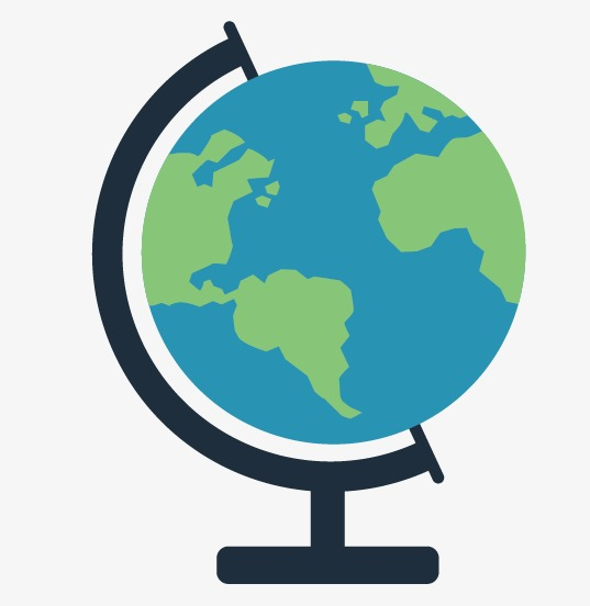 Globe, Globe Vector, Cartoon Globe PNG and Vector with Transparent.