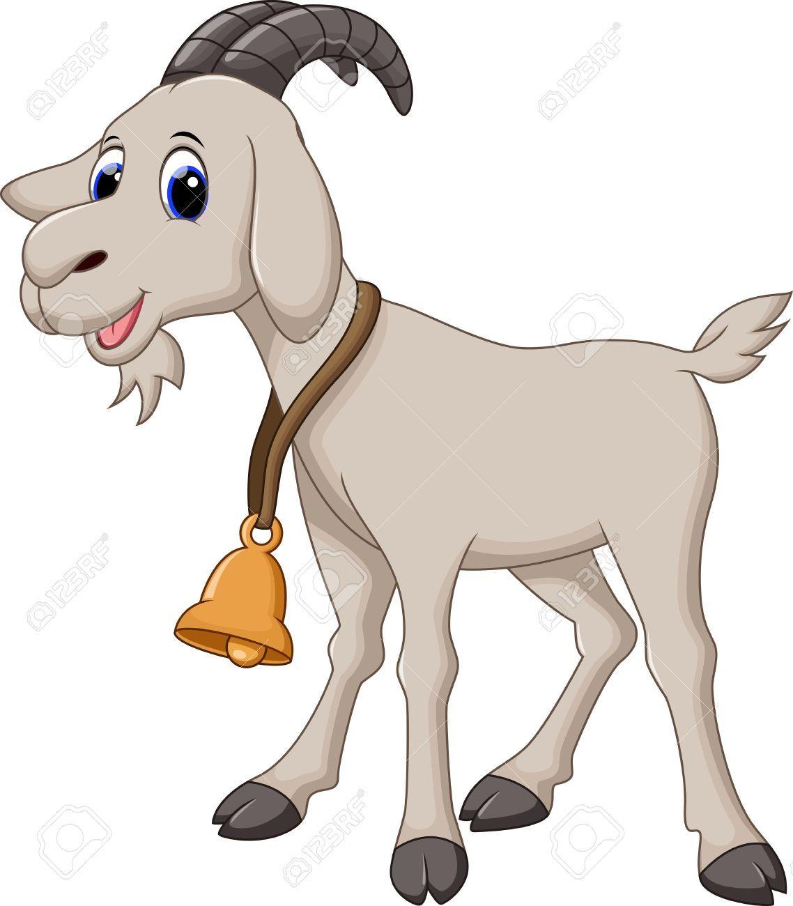Cartoon goat clipart 1 » Clipart Portal.