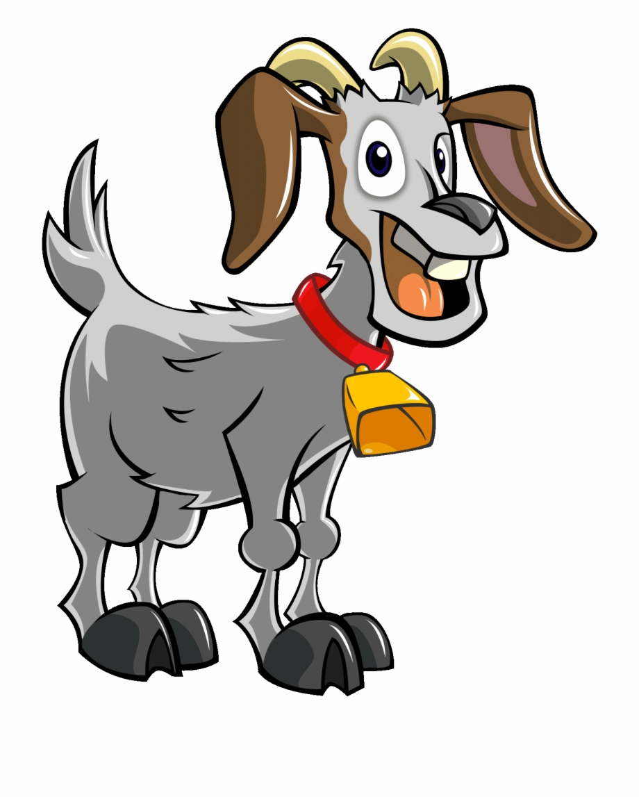 Goat Clipart Animation.
