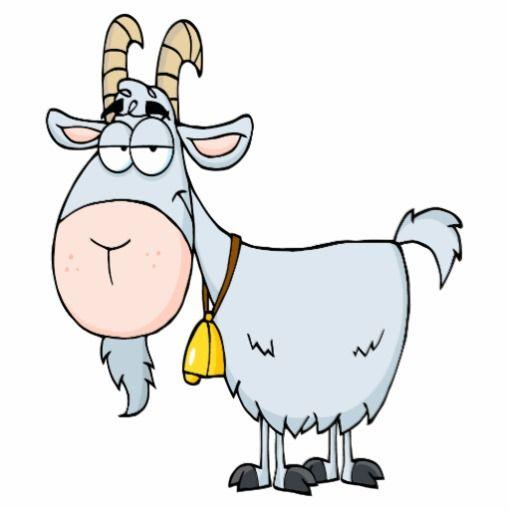 Goat clip art images free clipart images clipartcow 2.