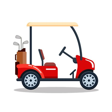 2,844 Golf Cart Stock Vector Illustration And Royalty Free Golf Cart.