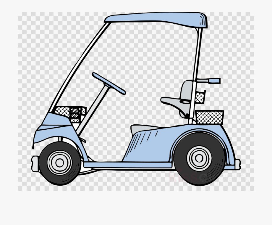 Free Golf Cart.