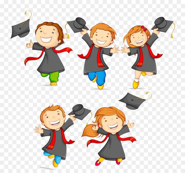 Graduation ceremony Pre.