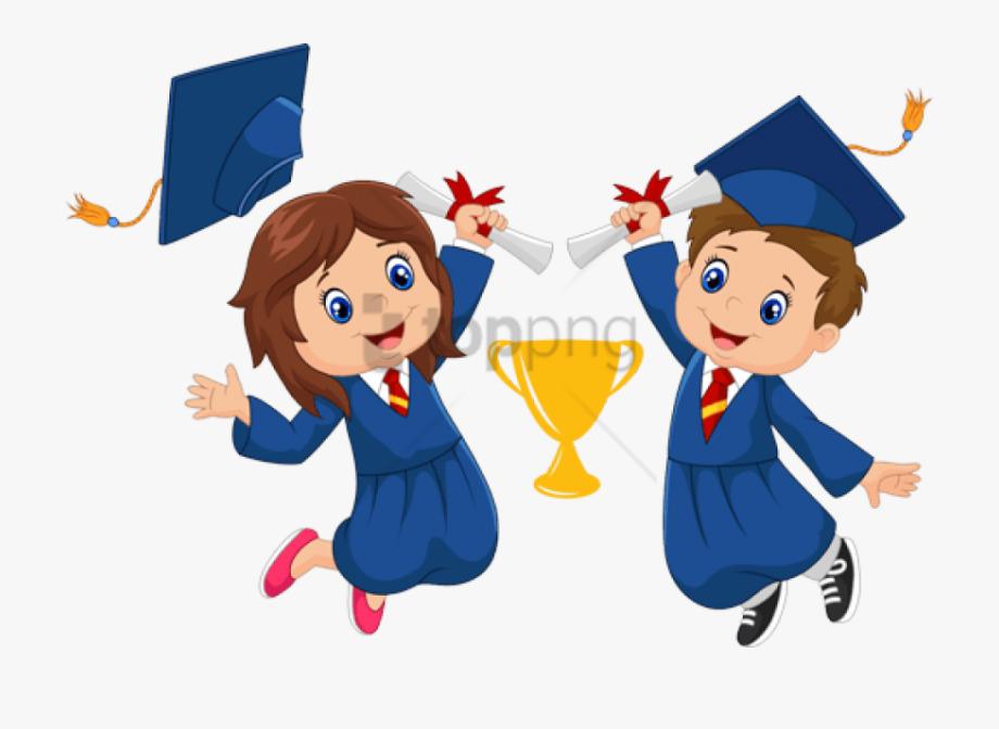 Kindergarten Graduation Clip Arts #413941.