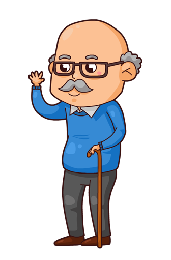Free Cartoon Grandfather Cliparts, Download Free Clip Art.