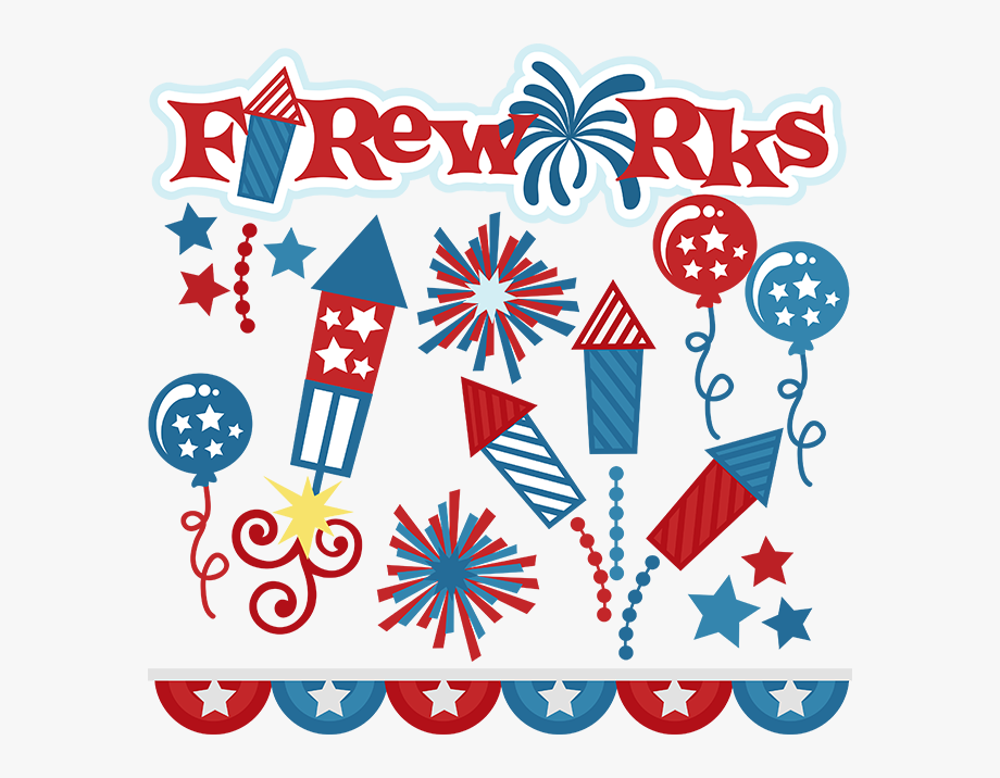 Cute Fireworks Cliparts Free Download Clip Art.