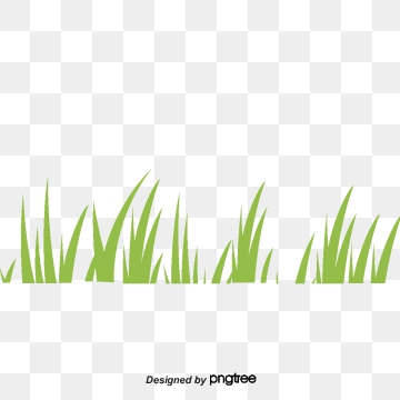 Cartoon Grass PNG Images.