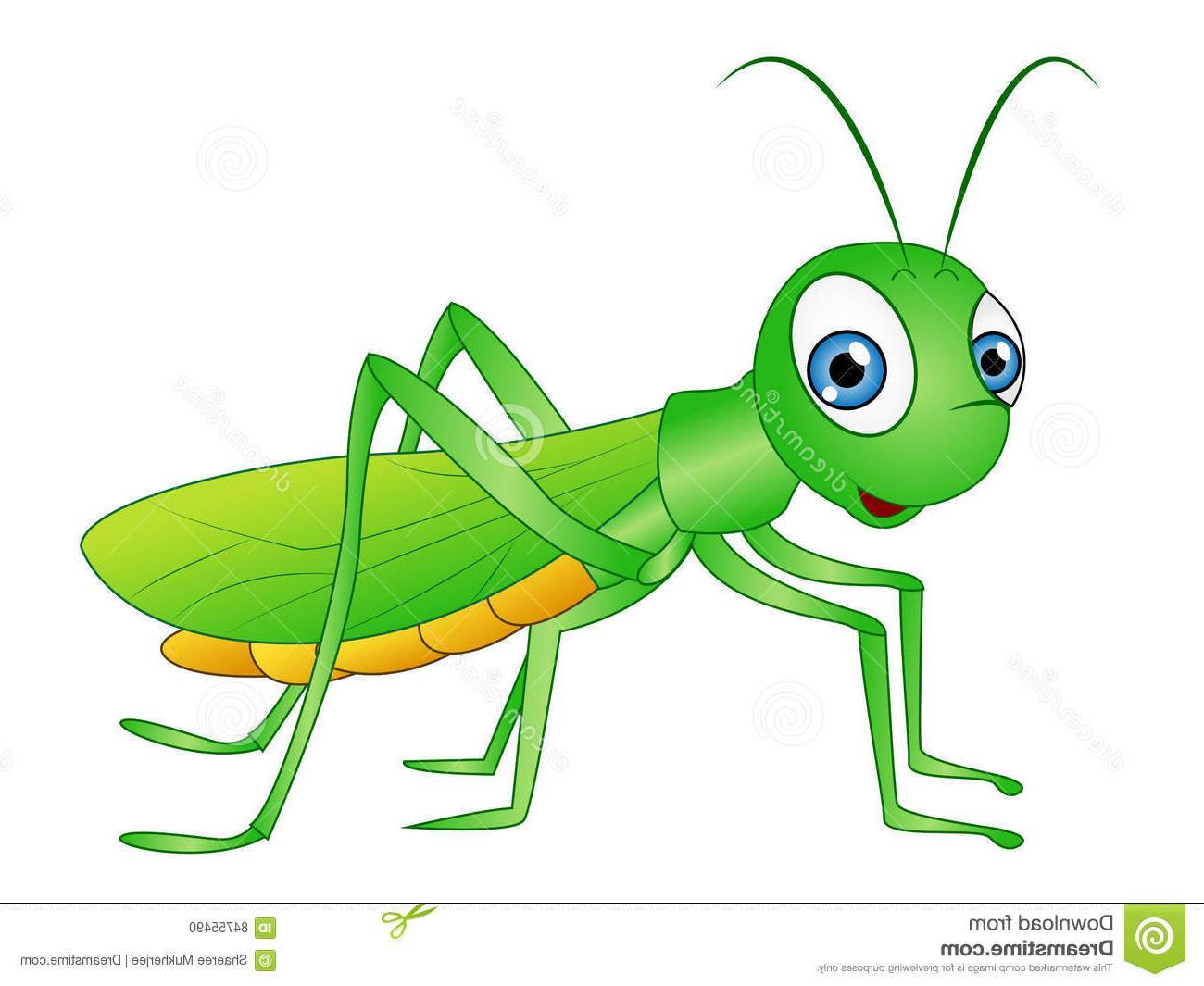 Grasshopper Cartoon Free Download Clip Art.