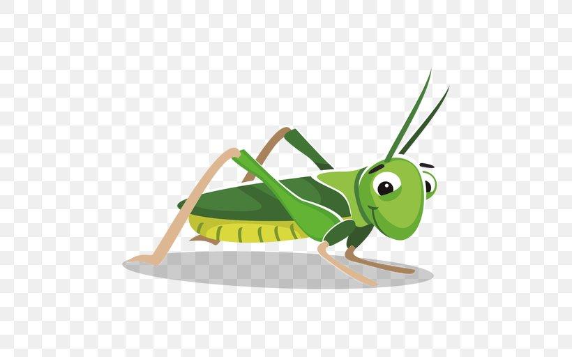 Grasshopper Cartoon Clip Art, PNG, 512x512px, Grasshopper.