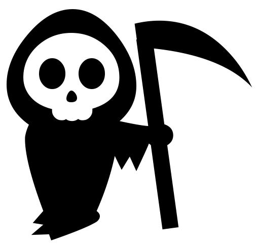 Grim Reaper Clip Art Download.