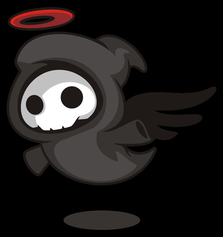 Grim reaper clipart door, Grim reaper door Transparent FREE for.
