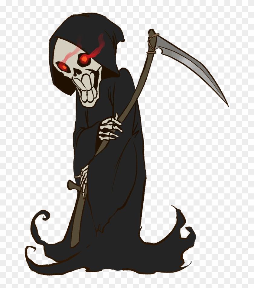 Graphic Royalty Free Download Grim Reaper Clip Art.